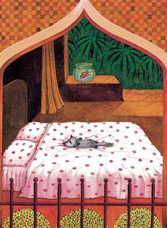 Mi querido gatito, Jimmy Liao