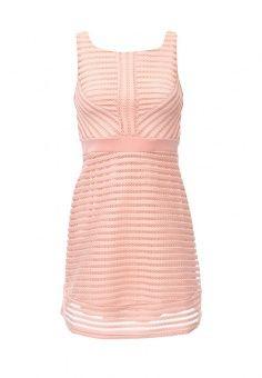 Платье Stella Morgan, цвет  коралловый. Артикул  ST041EWIWT02. Женская  одежда   Платья 256519ee234
