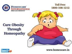 Obesity Cures Permanently Through Homeopathy Are you facing problem with sudden weight gain? Do you think it is a obesity problem? It mainly occurs due to family history, ...