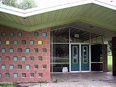 Mid Century Modern Grade School