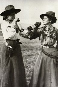 Moments of Historical Sass Women of the west were different than the girls back home.Women of the west were different than the girls back home. Cowgirl Vintage, Gypsy Cowgirl, Cowgirls, Cowboys And Indians, In Vino Veritas, Le Far West, Women In History, Vintage Photographs, Historical Photos
