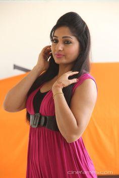 nice Tamil Actress Madhavi Latha New HD Photos
