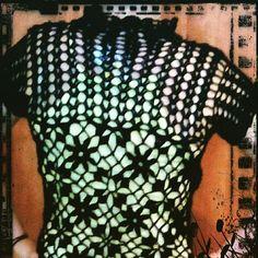 Crochet bolero... Flower Pattern!!?