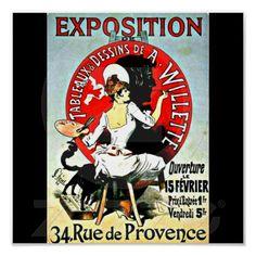 Poster-Classic/Vintage-Jules Chéret 12