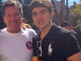 Recently ousted Fox News host's son found dead