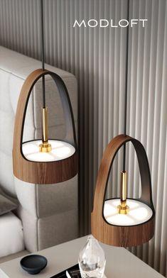 Cool Lighting, Modern Lighting, Lighting Design, Pendant Lighting, Pendant Lamps, Lamp Design, Design Table, Design Design, House Design