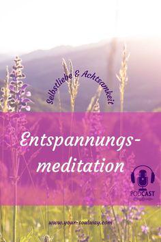 Heute habe ich dir eine kurze, aber sehr wirksame Entspannungs-Atemmeditation mitgebracht, die du immer dann anwenden kannst, wenn dich gestresst fühlst, dich nicht im Frieden mit dir fühlst, Sorgen hast oder das Gefühl hast, Urlaub zu brauchen. Ich hoffe, die Meditation tut dir gut und du kannst ein wenig Ruhe tanken. Klicke auf den Pin! Atem Meditation, Stressed Out, Peace, Too Busy, Vacation