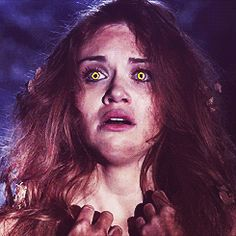 lydia martin, gif, and teen wolf image