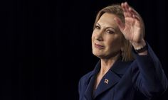 Fiorina, the only woman in the Republican field, joins governor Chris Christie in dropping out of 2016 election after poor showing in New Hampshire primary
