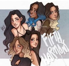 fifth harmony, camila cabello, and 5h Bild