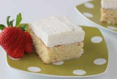 Rum Chata Tres Leches Cake ~ yes ma'am...I'm definitely going to have to try this recipe