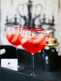 Interessantes und kreatives Rezept für Halloween Cocktail