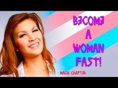 Transgender Tips, Male To Female Transgender, Transgender Captions, Mtf Hrt, Trans Mtf, Gender Change, Mtf Transition, Male To Female Transformation, Feminized Boys