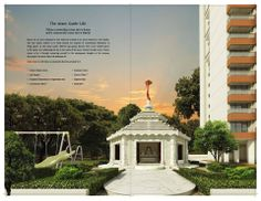 ANA AVANT GARDE launches dedicated Community Jain Temple in the Project.  Book your flat today !!  Log on to www.anarl.com for more information.