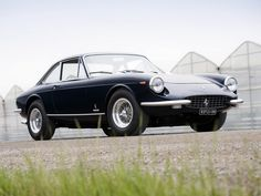 1968-1969 Ferrari 365 GTC
