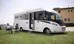 le Laika Rexosline 9009 #campingcar de luxe