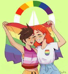 lesbisn faen