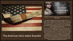 The American Hero Adam Bracelet