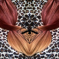 Quadruple wefted, remy, straightened light auburn to an image matched strawberry blonde and golden blonde. Customize your unique set at www.intenseextensions.com email me at intenseariellaann@gmail.com