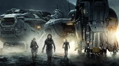 prometheus film hd wallpaper download