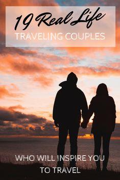 Do you love travel couples but hate the #relationshipgoals BS? So do we! So we have came up with a list of our favourite Instagram couples who are all about the travel life. These couples inspire us to do what we do and we love it!  | Travel | Travel Couples | Nomad Life | Van Life | Life In A Backpack | Couples Who Travel |  #travel #travelinspiration #travelcouple #coupleswhotravel #nomadiclife #nomads #lifeinabackpack #