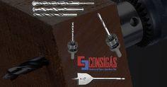 #consigapecas - Brocas de qualidade. tem na www.consigapecas.com.br