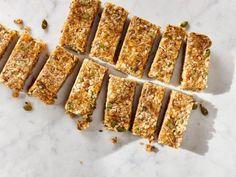 Recipe — No-Bake Soft Granola Bars No Bake Granola Bars, No Bake Bars, Healthy Treats, Yummy Treats, Yummy Food, Healthy Eating, Pastry Recipes, Dessert Recipes, Nut Free Snacks
