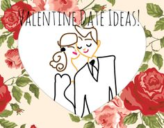 """Valentine's Day Date Ideas!!! Create a """"vision board"""" together and plan your future goals, hopes, and dreams. """"Spend two hours making a collage of pictures or magazine tear-outs that reflect precious memories and wishes you have as a couple for the future,"""" says New Jersey-based psychologist Sam Von Reiche, Psy.D. """"Post pictures of your future dream house, your honeymoon—anything that reminds you how truly grateful you are for each other or inspires you about your futures together."""""""