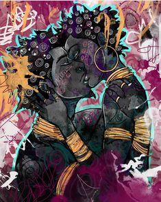 67 Justin copeland ideas | afro art, african american art, black girl art