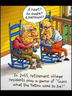 Old tats