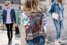 5 DIFFERENT TYPES OF DENIM JACKETS YOU NEED NOW