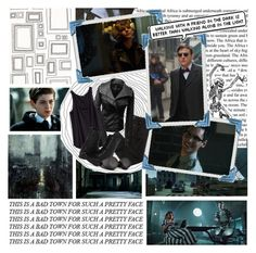 """""""The danger is I'm dangerous and I might just tear you appart"""" by holly-the-fangirl ❤ liked on Polyvore featuring art and bottvshow101"""