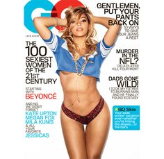 BEYONCE COVER FOR SEXY GQ MAGAZINE    See the article here: http://www.black-in.com/gossips-2/gossips/taina/beyonce-en-couverture-sexy-pour-gq-magazine/