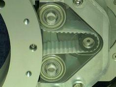 Rotary belt drive