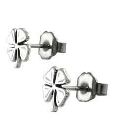 @Overstock - Enhance your style with these fun sterling silver stud earrings  This jewelry features a four-leaf clover with a high polish finish  Earrings will make the perfect gift for any occasionhttp://www.overstock.com/Jewelry-Watches/Tressa-Sterling-Silver-Four-Leaf-Clover-Stud-Earrings/2663465/product.html?CID=214117 $11.69