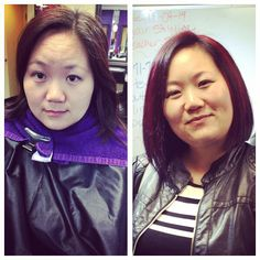Anna Xu before and after makeover!!! Stunning!!!