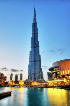 ✮ Burj Khalifa Sunset - Dubai