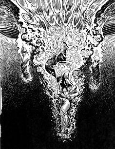 """""""Habibi"""" by Craig Thompson (Pantheon)  Graphic novel"""
