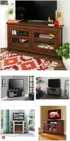 Shop Target for corner tv stand you will love at great low prices. Free shipping on orders of $35+ or free same-day pick-up in store.