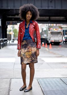 On the Street: New York
