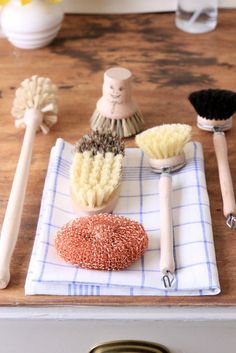 Plastic Free Kitchen Brush Collection - Everyday Occasions