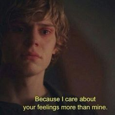 I love Tate and Violet more than you know