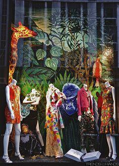 Bergdorf Goodman: Headless Mannequins (3)