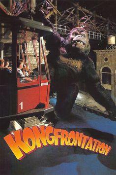 The King Kong Ride at Universal Studios. | Universal ...