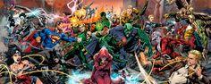 Un nuevo personaje de DC Comics tendrá una serie de televisión - Noticias de series - SensaCine.com