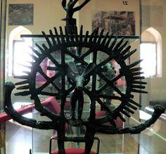 Anadolu Medeniyetleri Müzesi, Ankara, 2007 http://tr.wikipedia.org/wiki/Hitit_G%C3%BCne%C5%9F_Kursu