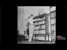 Itinerário do Poeta: Manuel Bandeira ― Fotografias e filme raros do poeta Manuel Bandeira (1886-1968). Acesse nossa página do Facebook: https://www.facebook.com/groups/conversando.com.escritores/