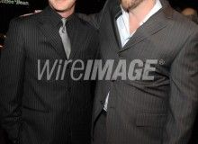 with Joe Carnahan at the Smokin' Aces premier in Los Angeles