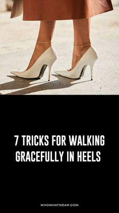 If you've ever struggled with your stiletto strut, we've got you covered with the easiest tips for how to walk in heels like a pro. Heels Quotes, Walking In High Heels, Fashion Boots, Fashion Fall, Classic Fashion, Street Fashion, High Heel Boots, High Shoes, Classy Outfits