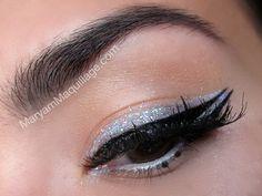 yeux  double trait eyeliner